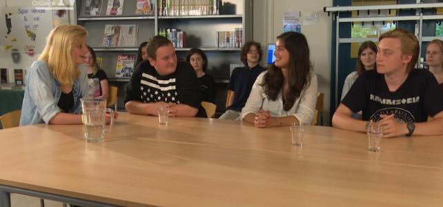 scTV aan tafel – Thema reizen met Tom Berserik